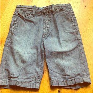 Boys gap denim shorts